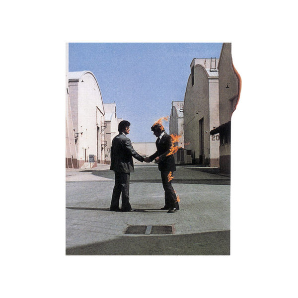 Pink Floyd - Wish You Were Here 1975