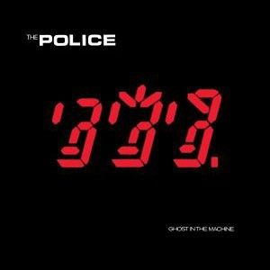 The Police - Ghost in the Machine 1981