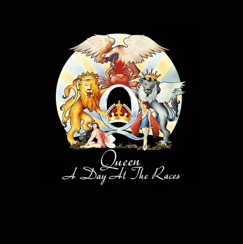 Queen - A Day At The Race 1976