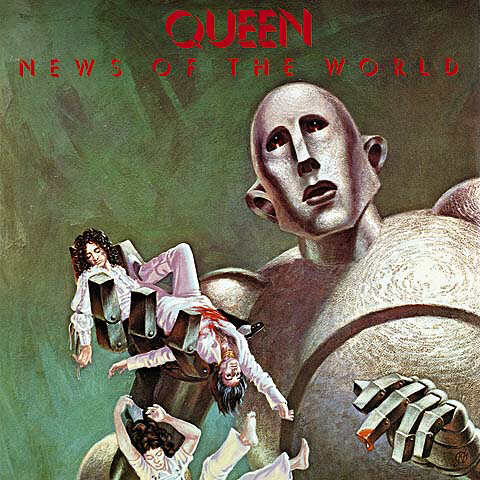 Queen - News Of The World 1977