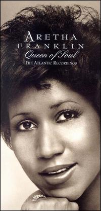 Aretha Franklin - Queen of Soul The Atlantic Recordings (Box Set) 1992