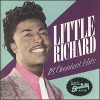 Little Richard - 18 Greatest Hits 1985