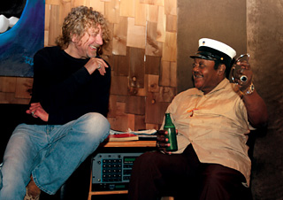 Robert Plant & Fats Domino