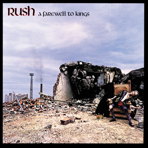 Rush - A Farewell To Kings 1977