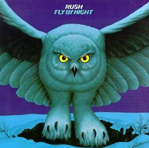 Rush - Fly By Night 1975