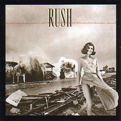Rush - Permanent Vacation 1980