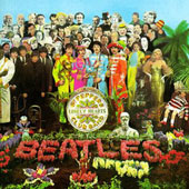 The Beatles - Sgt. Pepper's Lonely Hearts Club Band 1967