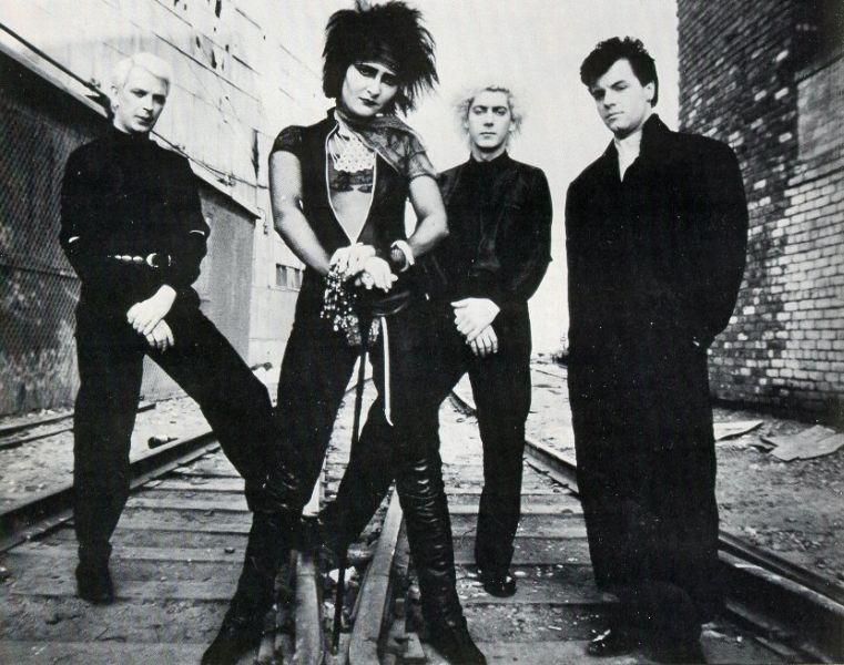 Siouxie & The Banshees