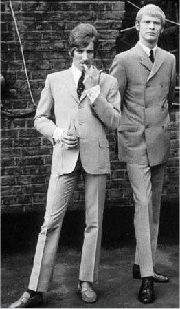 Rod Stewart et Long John Baldry