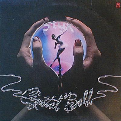 Styx - Crystal Ball 1976