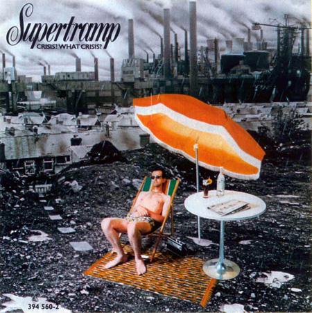 Supertramp - Crisis What Crisis? 1975