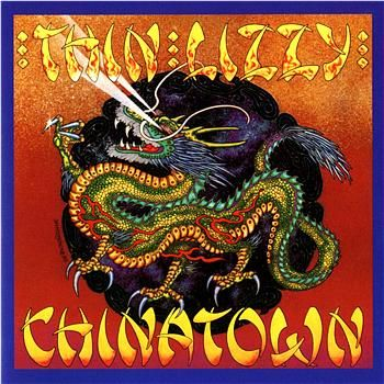 Thin Lizzy - Chinatown 1980