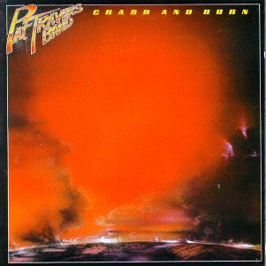 The Pat Travers Band - Crash and Burn 1980