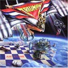 Triumph - Just A Game 1979