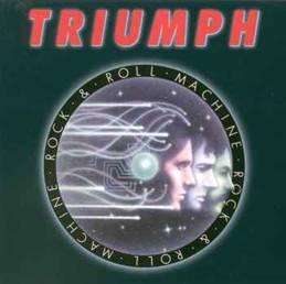 Triumph - Rock & Roll Machine 1978