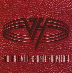 Van Halen - For Unlawful Carnal Knowledge 1991