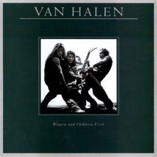 Van Halen - Women & Children First 1980