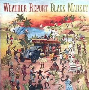 Weather Report - Black Maket