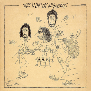 The Who - The Who By Numbers 1975