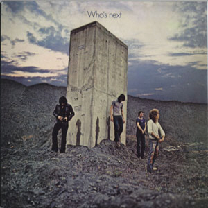The Who - Who's Next 1971