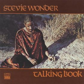 Stevie Wonder - Talking Book 1972