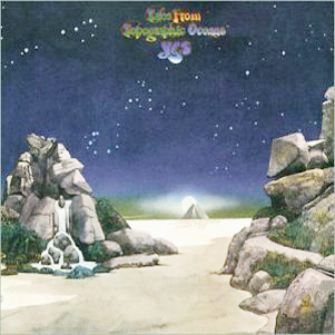 Yes - Tales From Topographic Ocean 1973