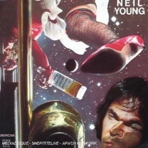 Neil Young - American Stars And Bars 1977
