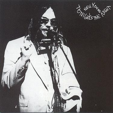 Neil Young - Tonight's The Night 1975