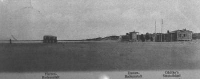 Łeba - kąpielisko 1905 r.