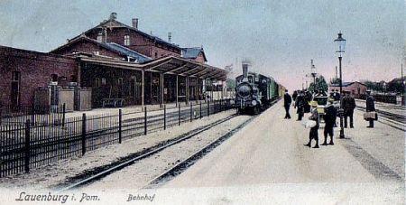 Lębork - dworzec