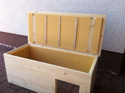 holzdesignhoffmann xxl schildkr tenhaus. Black Bedroom Furniture Sets. Home Design Ideas