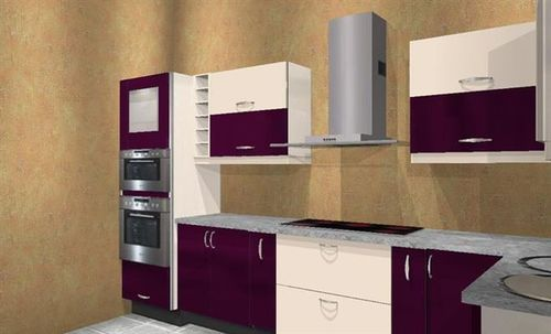 Kichan ki dizain modular kitchen installation interior for Kichan farnichar dizain