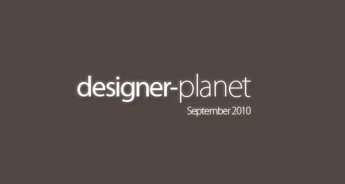 Designer-Planet Logo