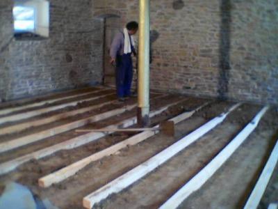 Fußboden Isolieren ~ Unser selbstgebautes heim