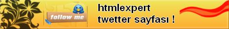HtmlExpert I Örnek Banner 3 !