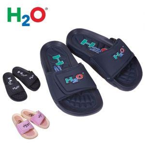 d8d2061b1024 H2O Sandaler til børn (Sort) Fra str.