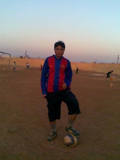 مازن محمد عبد الوهاب-قرية حزرة