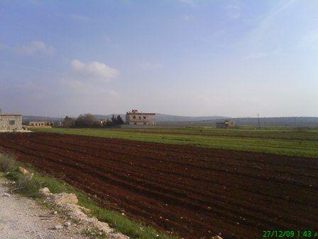 قرية حزرة-الشتاء
