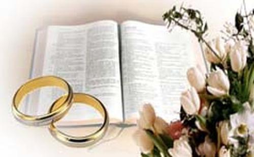 Matrimonio Y Biblia : Como ya no son dos sino uno que nadie separe lo que dios ha unido