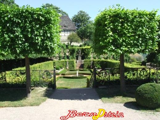 Schlossgarten Dornburger Schlösser