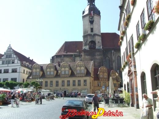 Marktplatz Naumburg