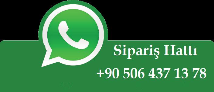 WhatsApp sipariş ver