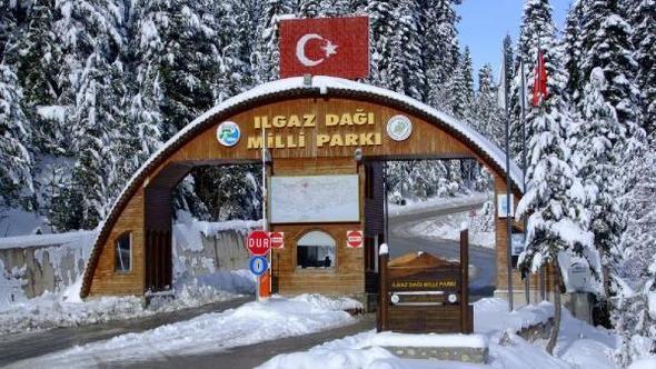 Ilgaz Dağı  Kayak Sezonunu Açtı