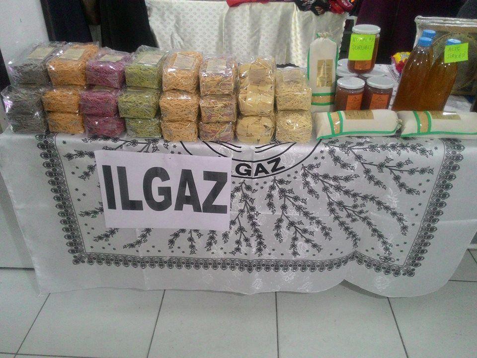 Ilgaz Geleneksel Lezzetler Çankırı Yöresel Ürünler Sergisi