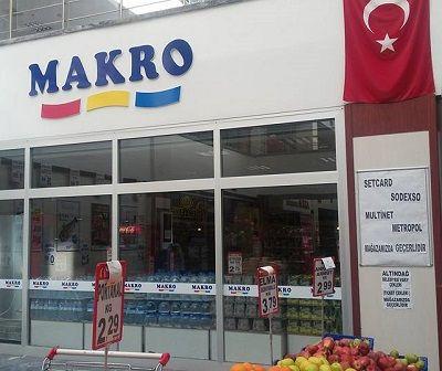 Makro Market Karacaören Toki Şubesi Kapandı
