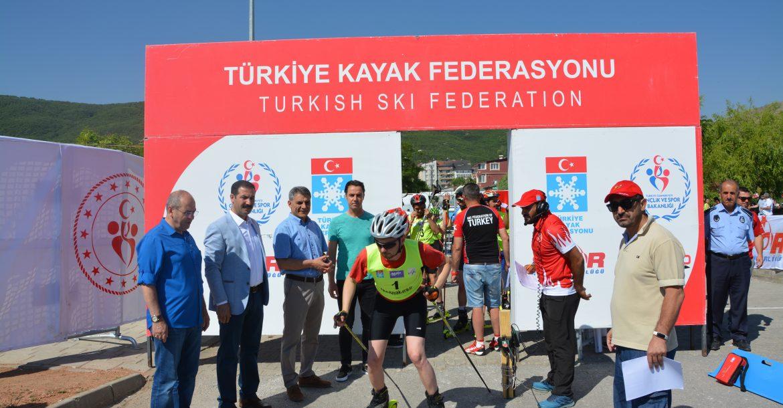 Türkiye Tekerlekli Kayak Şampiyonası 2019
