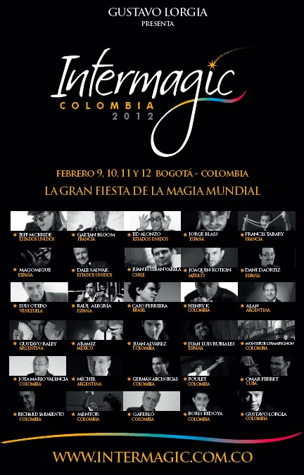 INTERMAGIC 2012