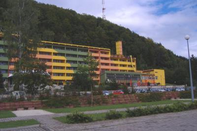 Kurhotel in Kudowa