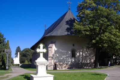 Bogdana - älteste erhaltene moldauische Steinkirche