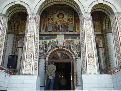 Kirche in Viseu de Sus